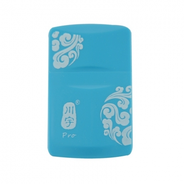 川宇(kawau) C285 中国风多合一多彩高速读卡器(蓝色)