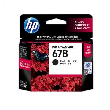 惠普(HP)CZ107AA 678黑色墨盒 ( 适用 HP DeskJet 2515 1018 2648 1518 2548 3548 4518 )