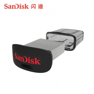 闪迪(SanDisk)至尊高速酷豆 (CZ43) USB 3.0 U盘 64GB 读130MB/s 写40MB/s